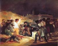 Francisco Goya, Los fusilamientos (1814)