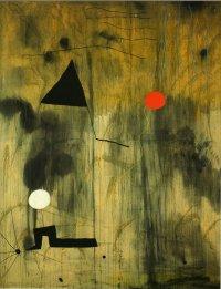 Joan Mirò, La nascita del mondo (1925)