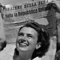 Corriere della sera, 1946