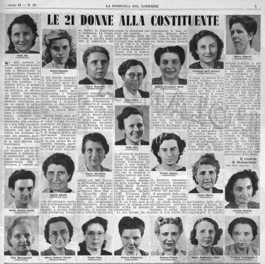 La domenica del Corriere, 1946