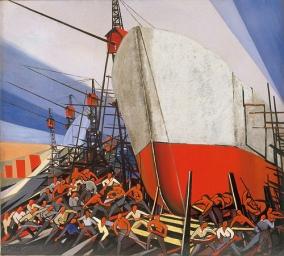 Tato, Il lavoro, 1930