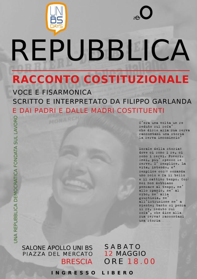 Repubblica - LOCANDINA 2 Unibsdays