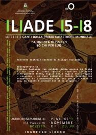 Locandina Iliade 15-18
