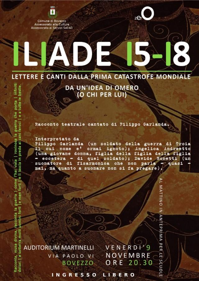 Iliade - LOCANDINA Bovezzo WEB