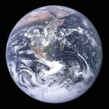 The Earth seen from Apollo 17 photo Harrison Schmitt, last man on the moon