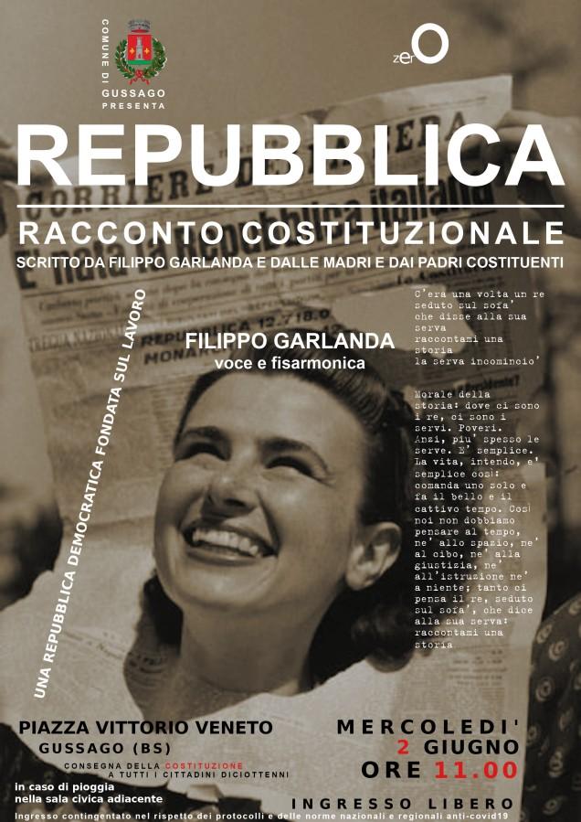 Repubblica - GUSSAGO WEB